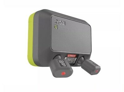Ryobi Garage Laser Park Assist Accessory Dual Parking Guide Opener Door Car Home