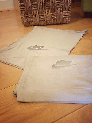 "Nike shoes dust bags 16"" x 11,5"""