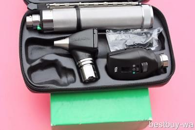 Welch Allyn Diagnostic Set 25020 Otoscope, 11720 Ophthalmoscope & Handle 97250