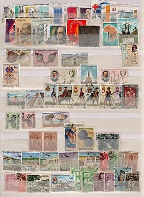Angola  Lot Of Stamps #3S