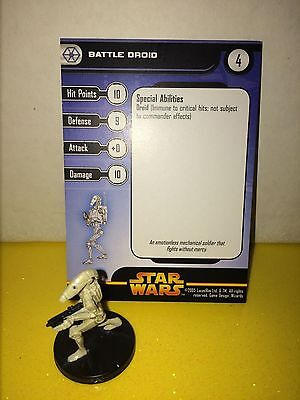 Star Wars Revenge of the Sith #26 Battle Droid (C)