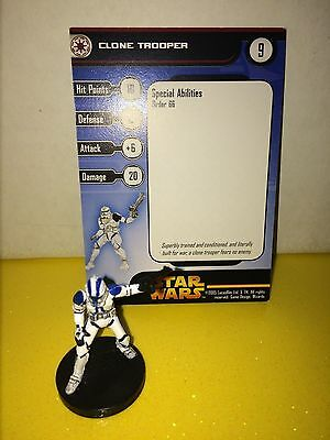 Star Wars Revenge of the Sith #09 Clone Trooper (C)