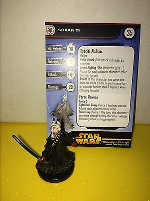 Star Wars Revenge of the Sith #19 Shaak Ti (R)