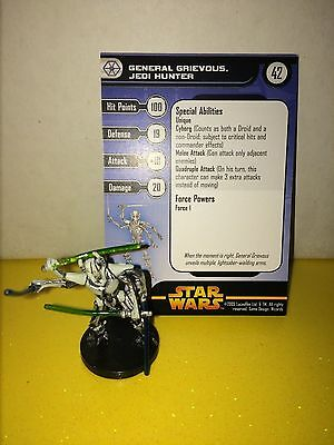 Star Wars Revenge of the Sith #31 General Grievous, Jedi Hunter (VR)