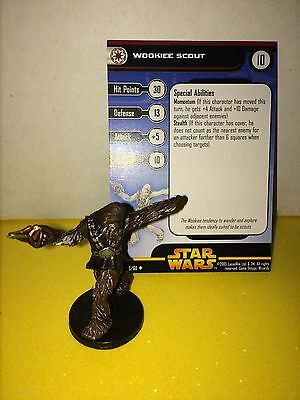 Star Wars Revenge of the Sith #23 Wookiee Scout (U)