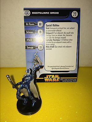 Star Wars Revenge of the Sith #27 Bodyguard Droid (U)