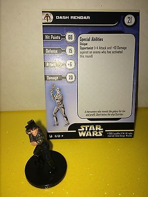 Star Wars Universe #16 Dash Rendar (R)