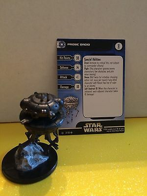 Star Wars Rebel Storm #31 Probe Droid (VR)