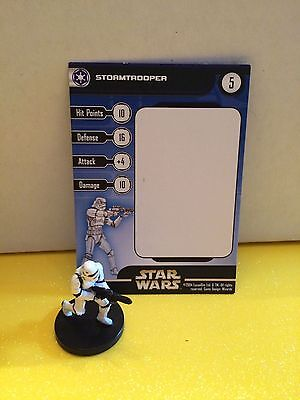 Star Wars Rebel Storm #38 Stormtrooper (C)