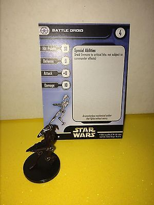 Star Wars Universe #06 Battle Droid (U)