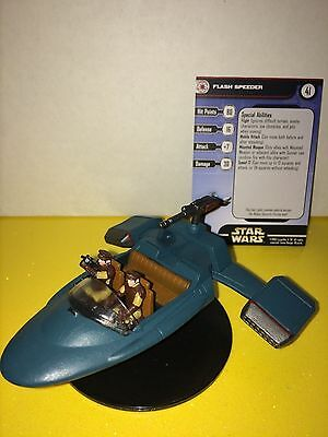 Star Wars Universe #04 Flash Speeder (U)