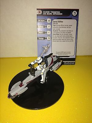 Star Wars Universe #02 Clone Trooper on BARC Speeder (R)