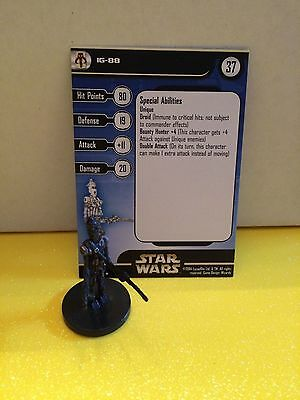 Star Wars Rebel Storm #48 IG-88 (R)