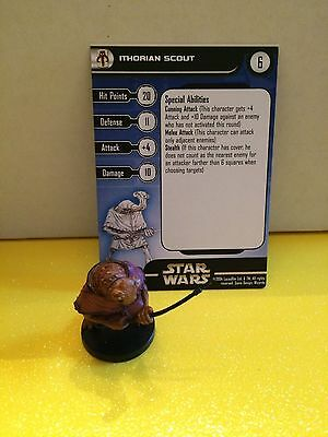 Star Wars Rebel Storm #49 Ithorian Scout (U)