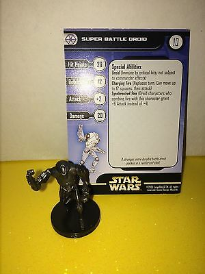 Star Wars Universe #10 Super Battle Droid (C)