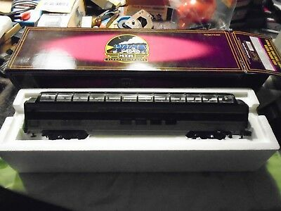 MTH Scale 70' ABS full length Vista dome car passenger 20-6781 new in the box