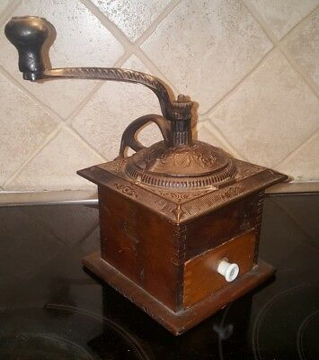 ANTIQUE COFFEE GRINDER Priced to Sell!