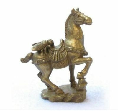 Small bronze horse statue collection immediately fly statue