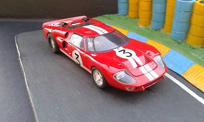 Fly A762 Ford GT40 - 24hr Le Mans 1966