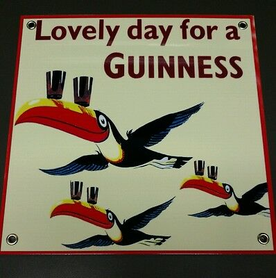 Guinness beer sign....large