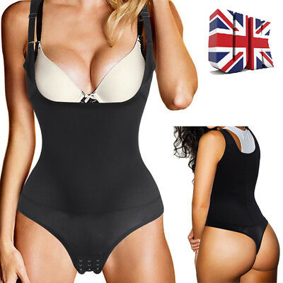 Waist Body Shaper  Trainer Panty Seamless Underwear Thong for Tummy Control R13
