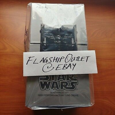Propel Star Wars TIE Advanced X1 Fighter Drone Collectors Edition Box NEW SEALED