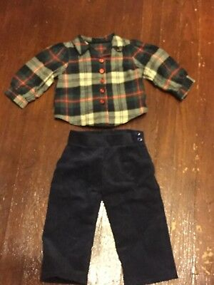 American Girl Molly's Retired After School Outfit