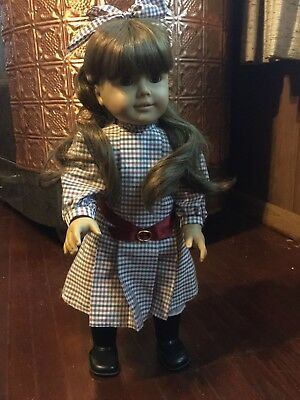 Pleasant Company White Body Doll West Germany Made American Girl Samantha