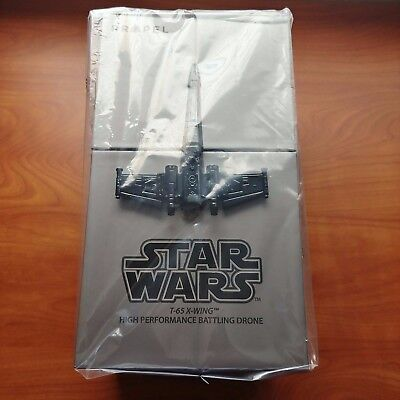Propel Star Wars T-65 X Wing Starfighter Drone w/ Collectors Edition Box SEALED
