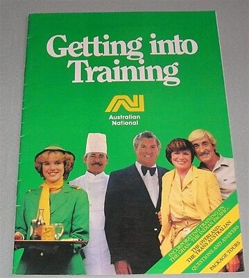 AN, Getting into Training, SC book