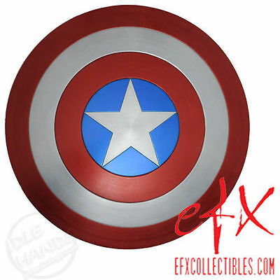 EFX Marvel The Avengers CAPTAIN AMERICA 1:1 Scale Life-size Shield Replica