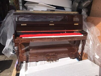 Handok Upright Piano Stool First Owners Import Mint