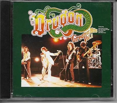 Dragon Greatest Hits Vol.1 Australian Performance Australian Composition (CD)