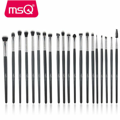 PRO 12Pcs Foundation Makeup Brush Set Kabuki Eye Shadow Liner Blusher Brush Kit