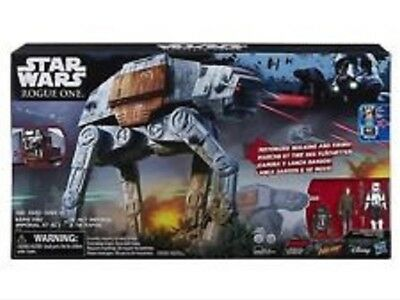 Star Wars Rogue One Rapid Fire Imperial at Act Playset New and Sealed Hasbro