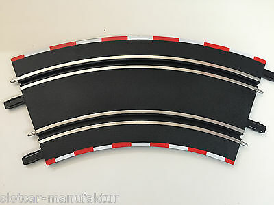 1 Curve 2/45° Carrera GO/Digital 143 61617 car race track slotcar