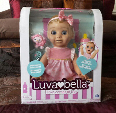 Luvabella Doll, the hottest Christmas present  2017 - Brand New  ( UK seller)