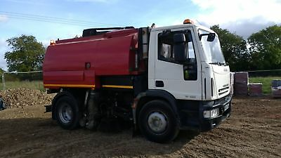 Iveco Stocks Road Sweeper