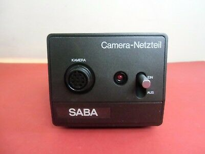 CNT-70, SABA Power supply for a Video Camera