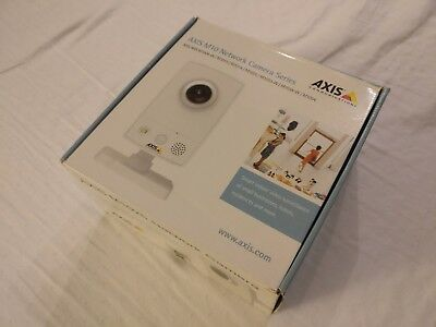 Axis 1080P Indoor Ip Video Camera  0555-004 - M1025 Poe