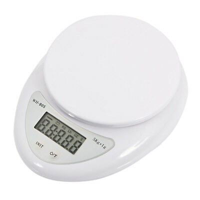 5kg 5000g/1g Digital Kitchen Food Diet Electronic Weight Balance Scale