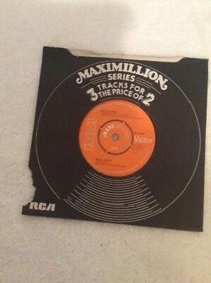 "David Bowie - Space Oddity 7"" Three Track Single"