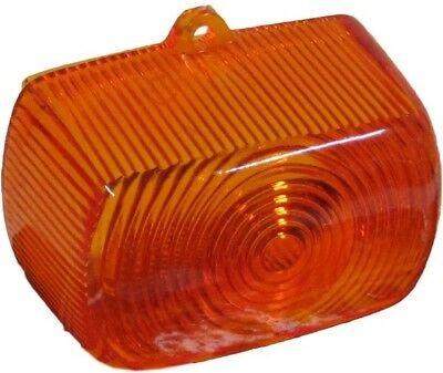 Honda NPS 50 Ruckus (USA) 2008-2009 Indicator Lens Amber - Front Right (Each)