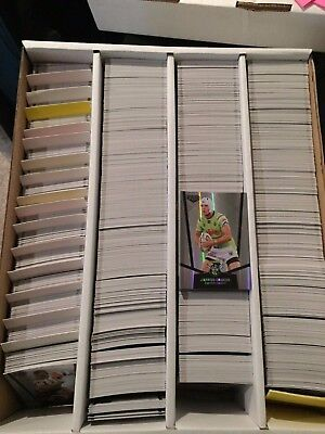 2015 Elite - Silver Parallel Cards - Lot of approx 3000