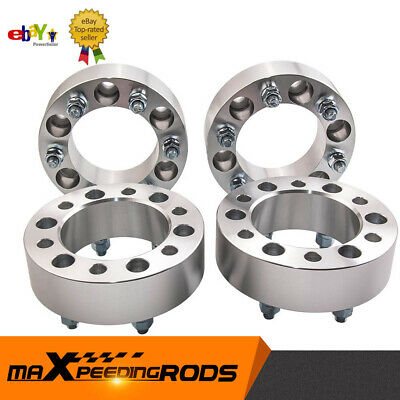 4pcs 50mm High Safety Wheel Spacer Spacers 6x139.7 for Landcruiser Patrol Hilux