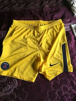 Paris Saint Germain PSG Away Shorts Nike RRP£30