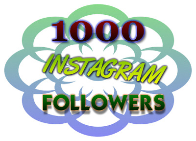 1000 Instagram Followers-High-Quality-Fast