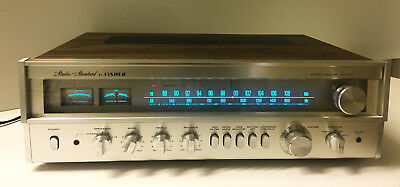 Fisher Great Vintage Stereo Receiver