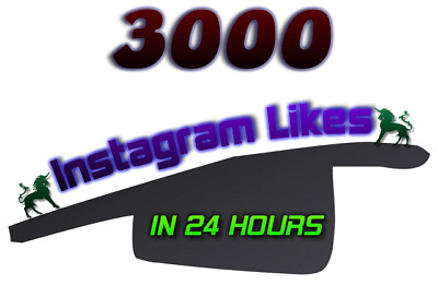 3000 Instagram Likes-Views-High-Quality-Fast