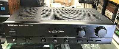 Pioneer Stereo amplifier A229 Amplificatore stereo hi-fi nero 2 x 35 w RMS